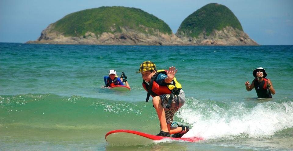 SW surf kid